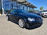 Foto Coupé Mercedes-Benz CLK 63 AMG Black Series...